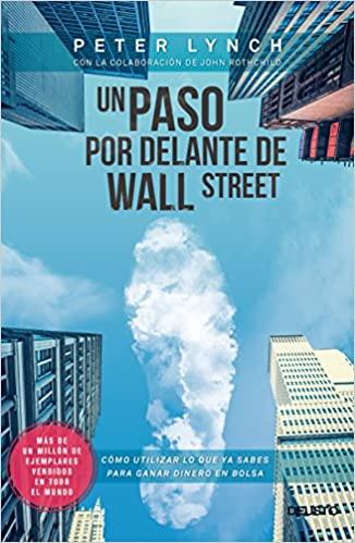 Libro Un paso por delante de Wall Street