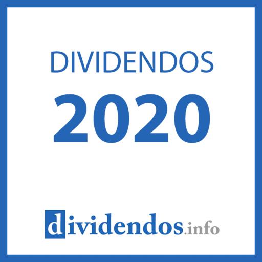 Dividendos esperados en 2020