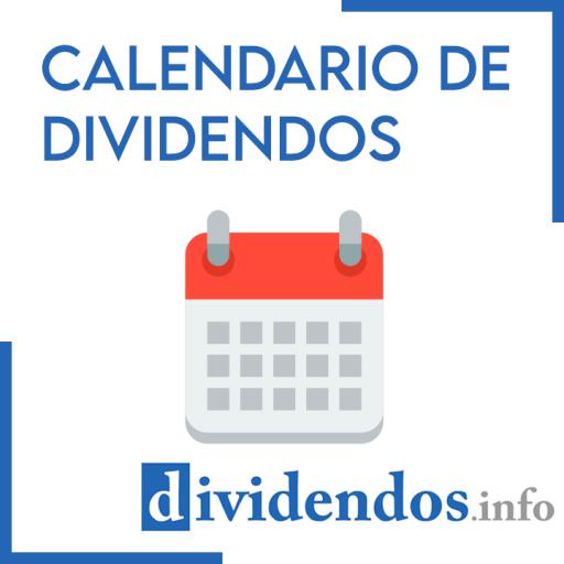 Calendario de dividendos