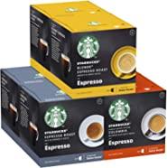 STARBUCKS By Nescafe Dolce Gusto Variety Pack Black