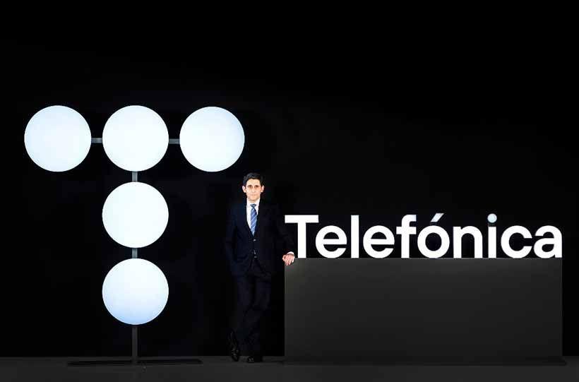 nueva imgen de Telefonica